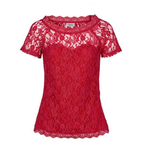 Heine Koszulka czerwony