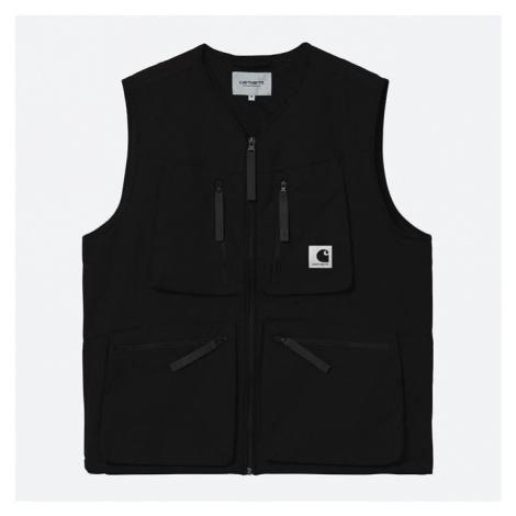 Kamizelka męska Carhartt WIP Hurst Vest I028703 BLACK