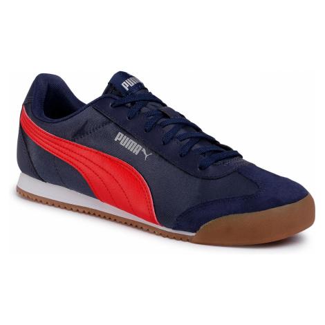 Sneakersy PUMA - Turino Nl 371114 02 Peacoat/High Risk Red