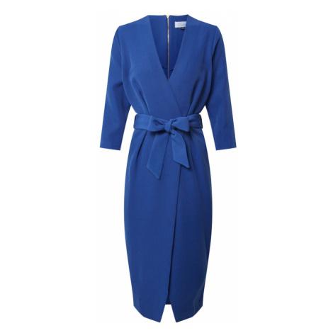 Closet London Sukienka królewski błękit
