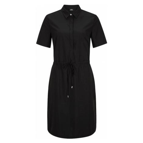 S.Oliver BLACK LABEL Sukienka koszulowa czarny