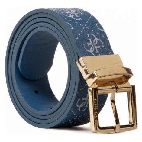 Guess Pasek Damski Tyren Belts BW7415 VIN35 Niebieski