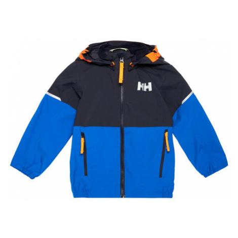 Helly Hansen Kurtka przeciwdeszczowa Sogn 40440 Niebieski Regular Fit