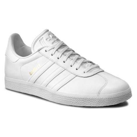 Buty adidas - Gazelle BB5498 Ftwwht/Ftwwht/Goldmt