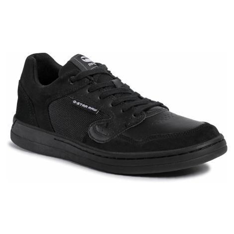 Sneakersy G-STAR RAW - Mimemis Low D16784-C249-A567 Black/Black