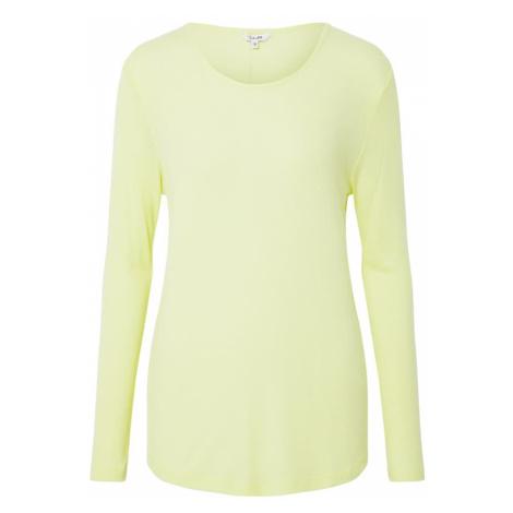 Mbym Koszulka 'Paola' żółty