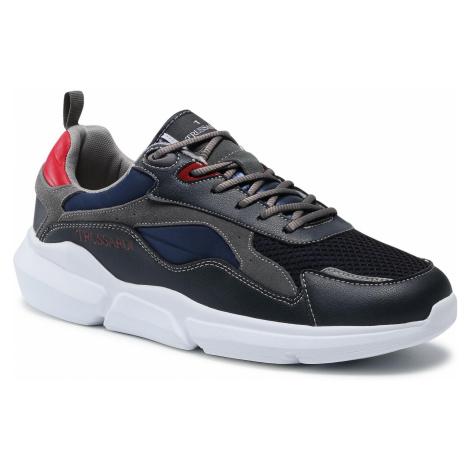 Sneakersy TRUSSARDI - 77A00350 U290