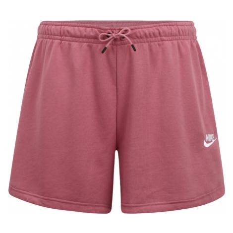 Nike Sportswear Spodnie jagoda