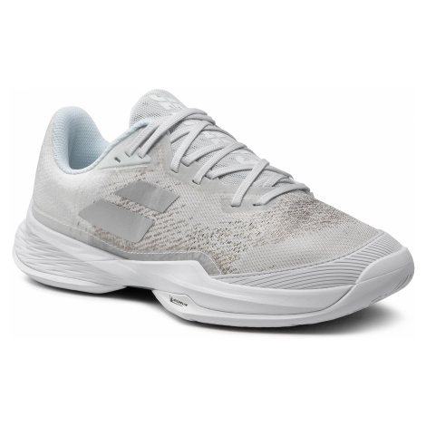Buty BABOLAT - Jet Mach 3 All Court 30S21629 White/Silver
