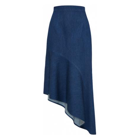 EDITED Spódnica 'Nella' ciemny niebieski