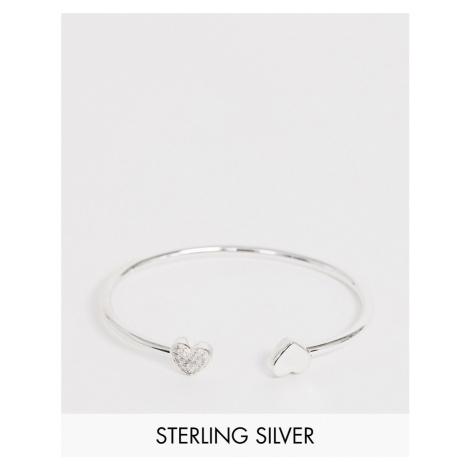 Thomas Sabo sterling silver heart bracelet