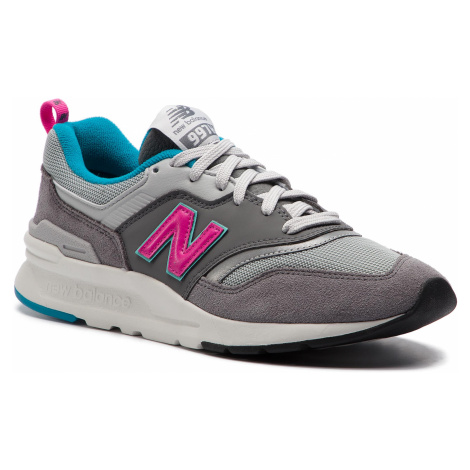 Sneakersy NEW BALANCE - CM997HAH Szary