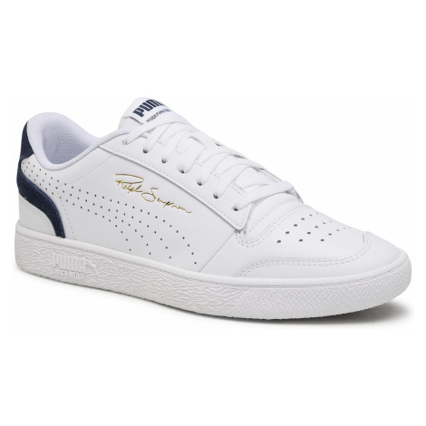 Sneakersy PUMA - Ralph Sampson Lo Perf Color 374751 01 Puma White/Peacoat