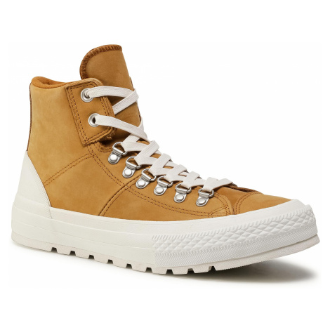 Sneakersy CONVERSE - Ctas Street Hiker Hi 153667C Antiqued/Egret/Ash Grey