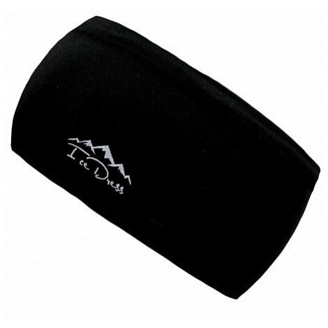 przepaska do włosów IceDress Sport - Black