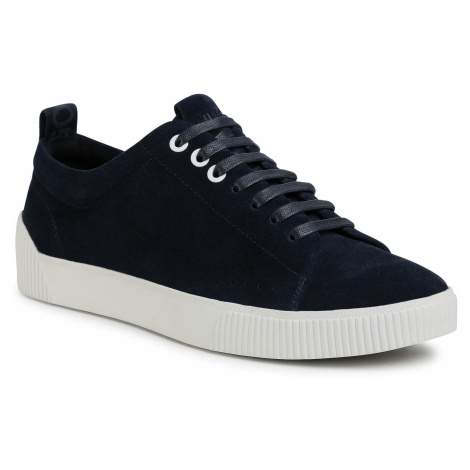 Sneakersy HUGO - Zero 50433502 10214592 01 Dark Blue Hugo Boss