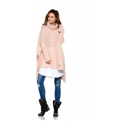 Lemoniade Woman's Sweater LS215 Powder