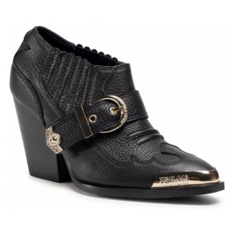 Versace Jeans Couture Półbuty E0VZAS11 Czarny