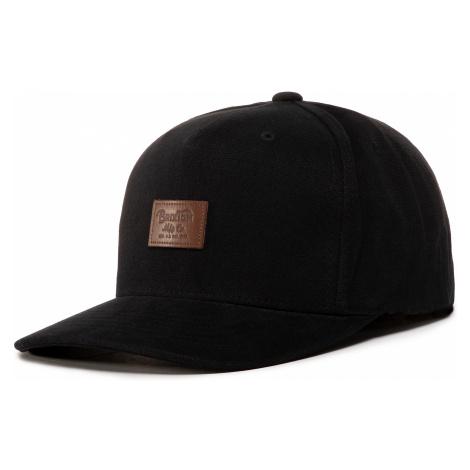 Czapka z daszkiem BRIXTON - Grade III Mp Snbk 10367 Black