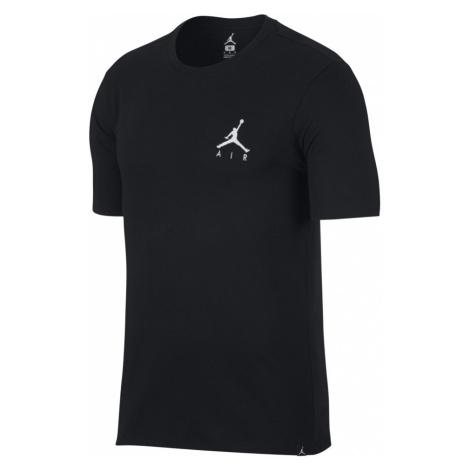 "Koszulka Jordan Jumpman Air Embroidered Tee ""Black"" (AH5296-010)"