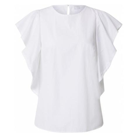 BOSS Sukienka koszulowa 'Ciguida' biały Hugo Boss