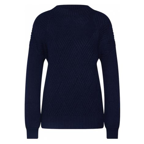 TOM TAILOR Sweter ciemny niebieski