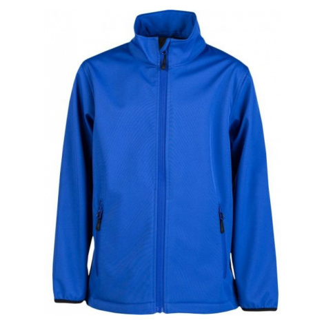 Kensis RORI JR niebieski 116-122 - Kurtka softshell chłopięca