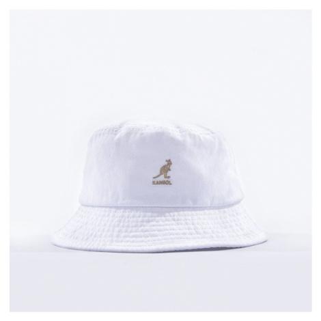 Kapelusz Kangol Washed Bucket Hat K4224HT WHITE
