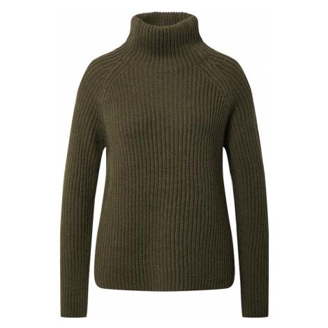 DRYKORN Sweter 'Arwen' oliwkowy