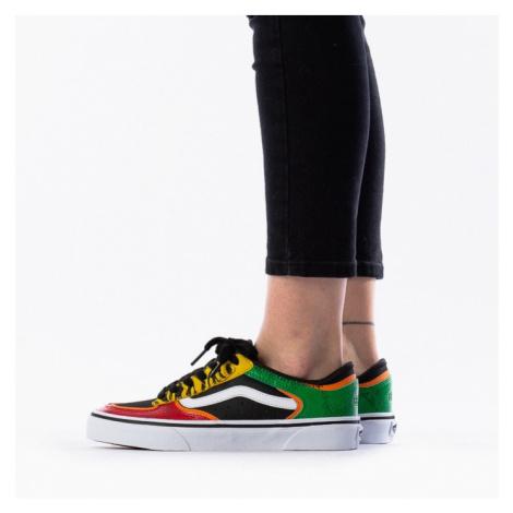 Buty damskie sneakersy Vans UA Rowley Classic VA4BTTXF1