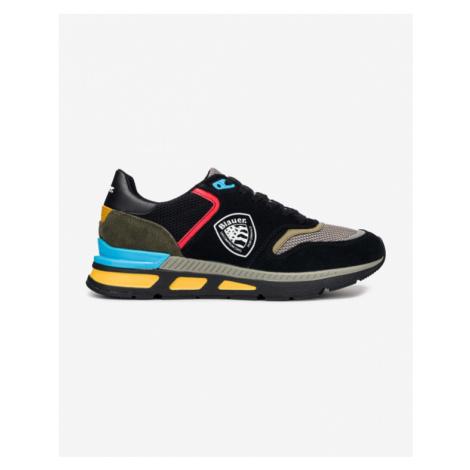 Blauer Hilo 01 Tenisówki Czarny Wielokolorowy
