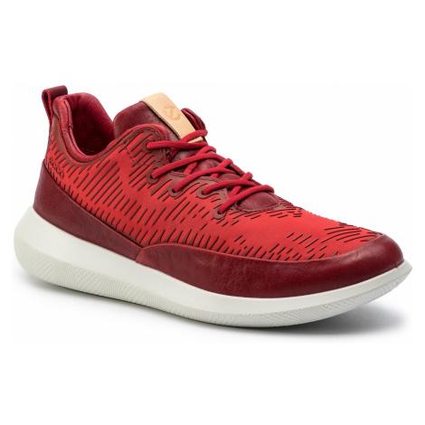 Sneakersy ECCO - Scinapse 45051355183 Chil Red/Chil Red