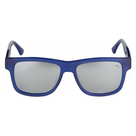 PUMA Okulary przeciwsłoneczne 'PJ0001S KID INJECTION' niebieski