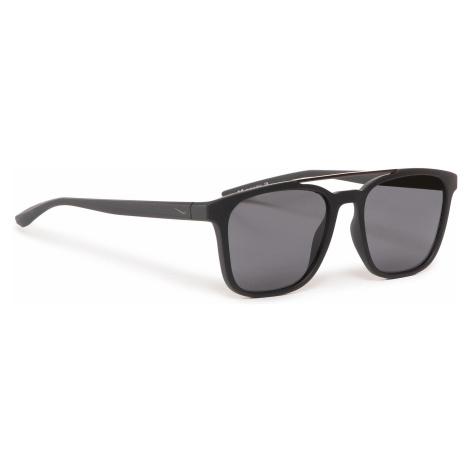 Okulary przeciwsłoneczne NIKE - Windfall EV1208 001 Matt Black/Gunsmoke/Dark Grey Lens