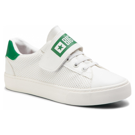 Sneakersy BIG STAR - DD274390 White