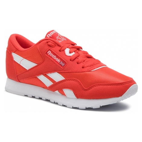 Buty Reebok - Cl Nylon Color CN7446 Canton Red/White