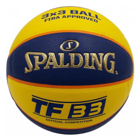 Spalding TF-33 In/Out 3x3 Official Gameball (689344378664)