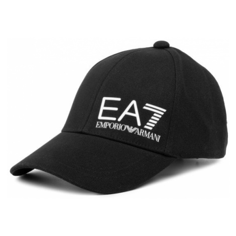 EA7 Emporio Armani Czapka z daszkiem 275936 0P010 00120 Czarny