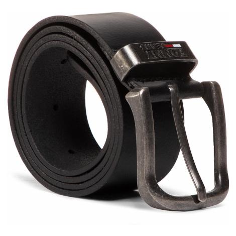 Pasek Męski TOMMY JEANS - TJM Metal Loop Belt 4.0 AM0AM06167 BDS Tommy Hilfiger