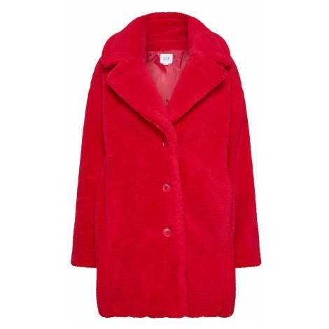 GAP Kurtka przejściowa 'V-SHERPA OVER COAT' czerwony