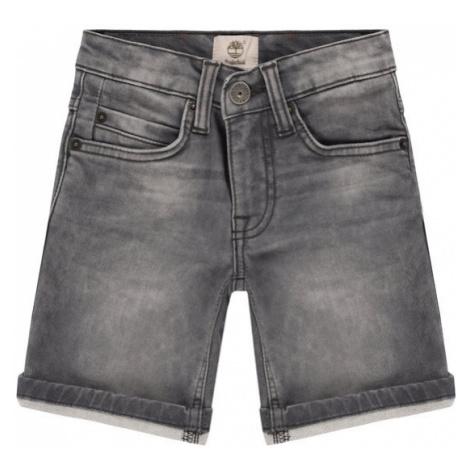 Timberland Szorty jeansowe T24A95 M Szary Regular Fit