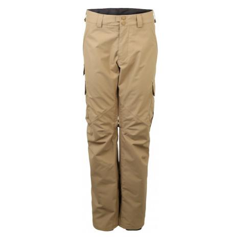 BURTON Spodnie outdoor beżowy