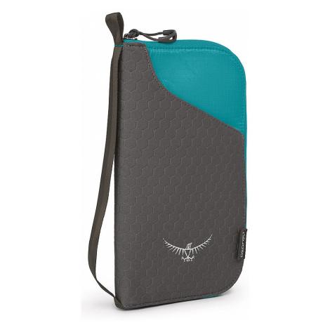 pokrowiec Osprey Document Zip - Tropic Teal