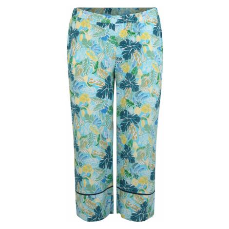 TRIANGLE Spodnie aqua / mieszane kolory