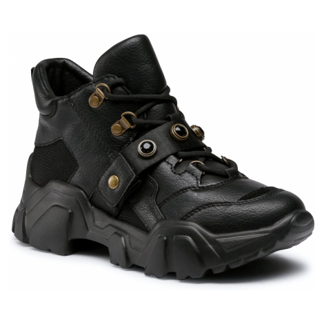 Sneakersy COLORS OF CALIFORNIA - HC.PEDUL013 Black