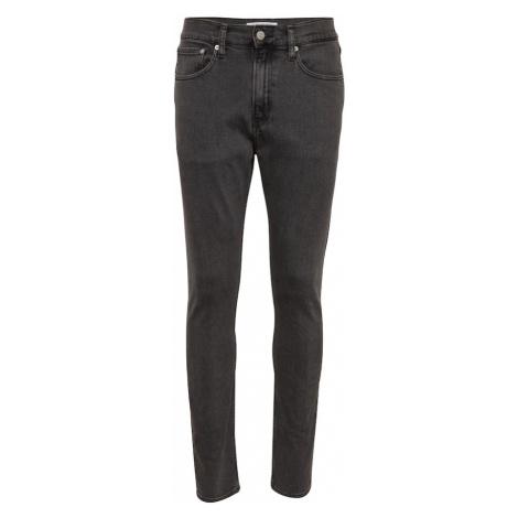 Calvin Klein Jeans Jeansy 'CKJ 016 SKINNY' szary denim