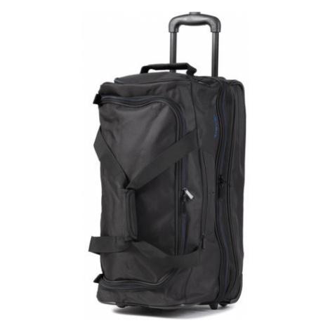 Czarne męskie torby podróżne