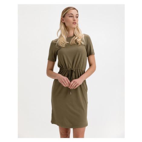 SuperDry Sukienka Zielony
