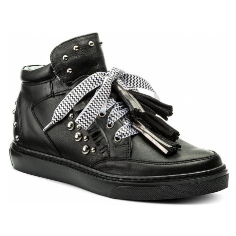 Sneakersy NIK - 08-0554-01-5-01-02 Czarny
