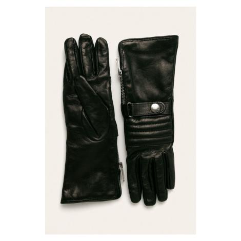 Diesel - Rękawiczki skórzane
